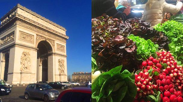 パリとDO Graceの繋がり